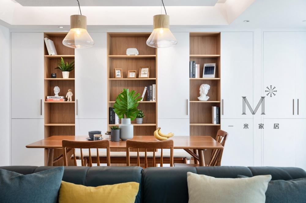 北欧复式住宅,有生活的味道厨房北欧极简餐厅设计图片赏析
