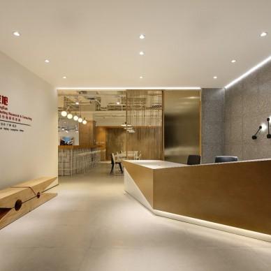 顶级咨询公司的办公室,可甜可盐且高级_3777048