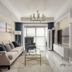 《吳江悅湖豪苑》——客廳圖片