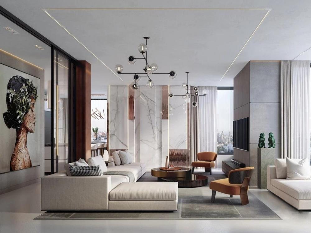 意式极简,简约而不简单客厅现代简约客厅设计图片赏析