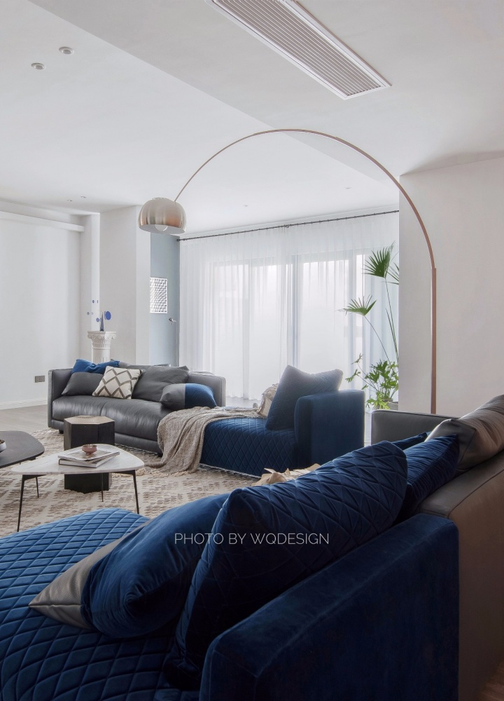 时光里丨时间换来的缱绻,皆藏在光里客厅现代简约客厅设计图片赏析