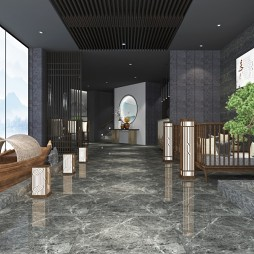 足浴店设计项目_3788105