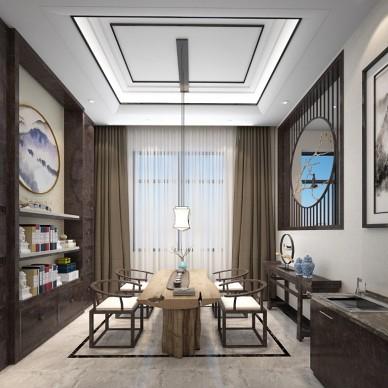 红岛-新中式别墅_3788771