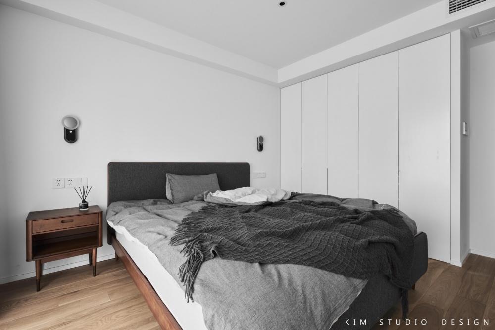Joyful|原木色的日式小清新卧室5图日式卧室设计图片赏析