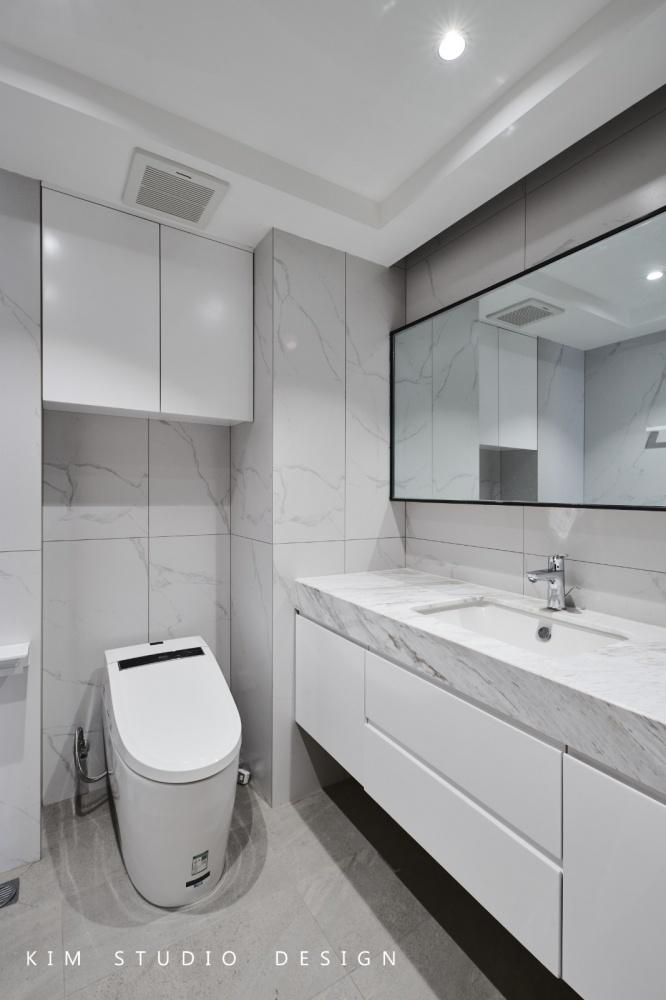 Joyful|原木色的日式小清新卫生间日式卫生间设计图片赏析