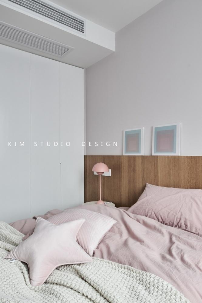 Joyful|原木色的日式小清新卧室2图日式卧室设计图片赏析