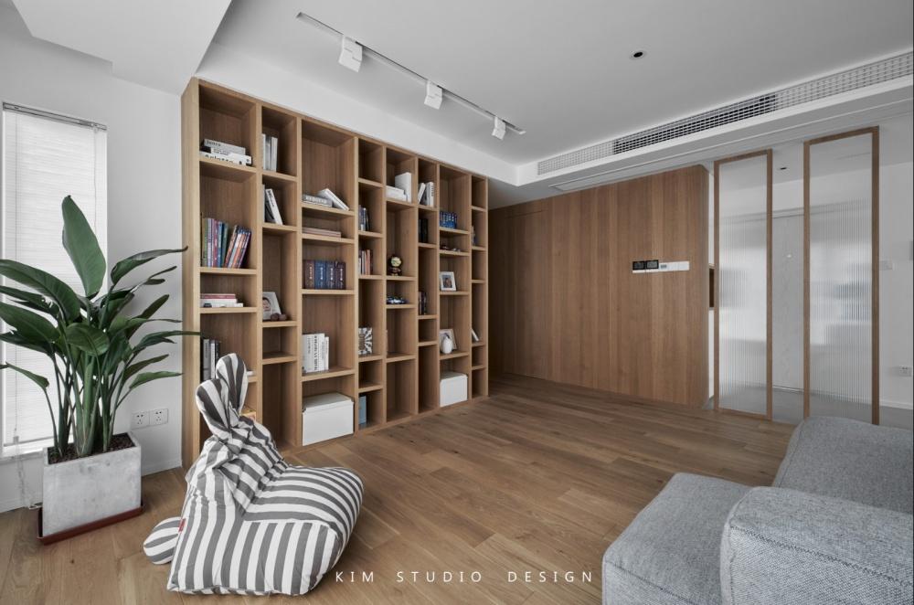 Joyful|原木色的日式小清新客厅4图日式客厅设计图片赏析