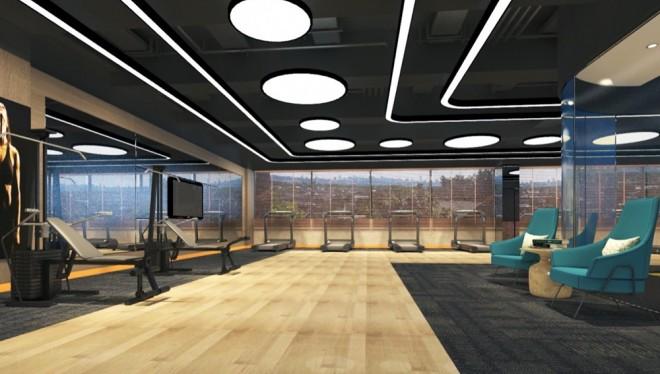 《动》-leagend办公空间改造设计