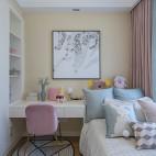 『九桁设计』德州四季印象111样板间——儿童房图片