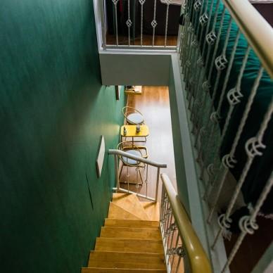 现代简约—木林森——楼梯图片