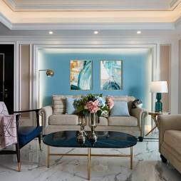 轻·奢时代 I  爱上阳光的味道——客厅图片