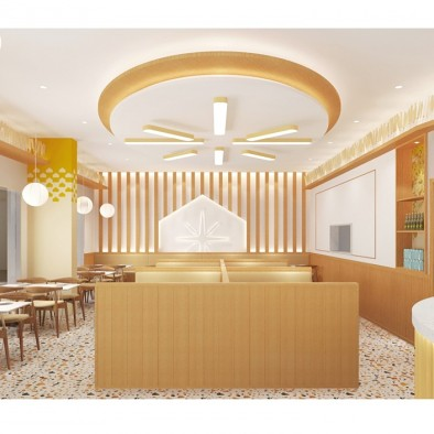 申伯空间设计丨温米堂餐厅设计