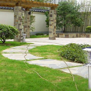 户外庭院设计_3803795