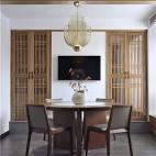 中式现代—自在居——餐厅图片