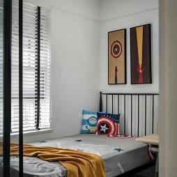 武汉木羽设计—灰色轨迹——儿童房设计图