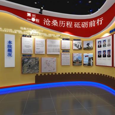 十师北屯人民检察院展厅(2019年设计)_3814184