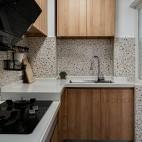 94平米现代简约——厨房图片
