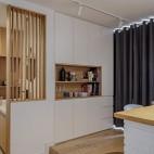 94平米现代简约——书房图片