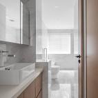 喜屋设计|年轮——卫生间图片