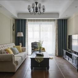 89㎡住宅空间——客厅图片