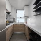 灰度—90平米现代简约——厨房图片