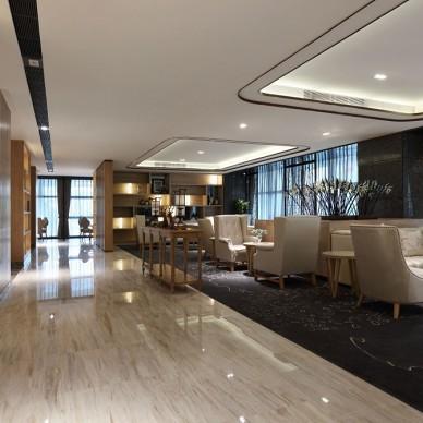 上海金融公司办公室_3819091