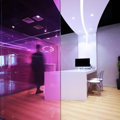 匠研组 | 诉说著一个有颜色的办公空间