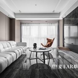 现代简约  德信东宸——客厅图片