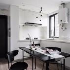 明亮简洁的北欧——厨房图片