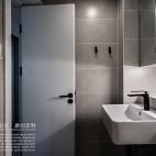 明亮简洁的北欧——卫生间图片