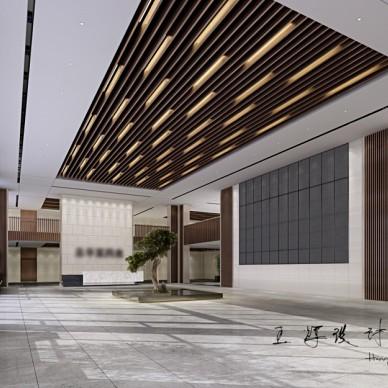 河南某企业办公楼设计_3823599