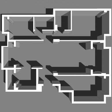 在空间的每个转角,都变出一抹布达拉宫红_3826444