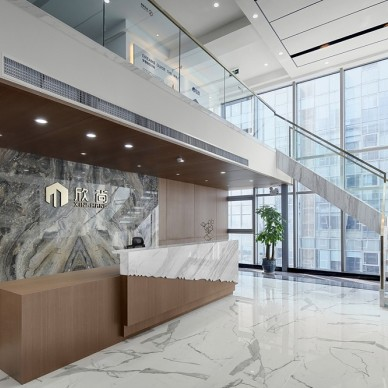 【苏格设计出品】南京欣尚办公室设计方案_3826746