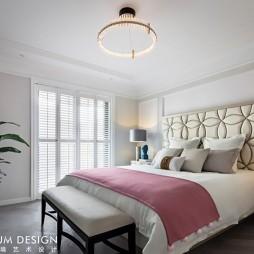 细腻优雅的冷静美学——卧室图片