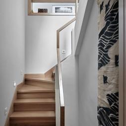 380平米日式风格楼梯图片