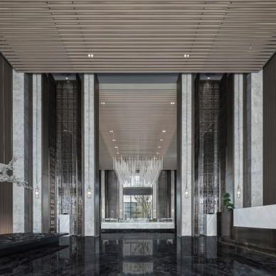 易和新作 | 華潤武漢梧桐湖售樓處——入口圖片