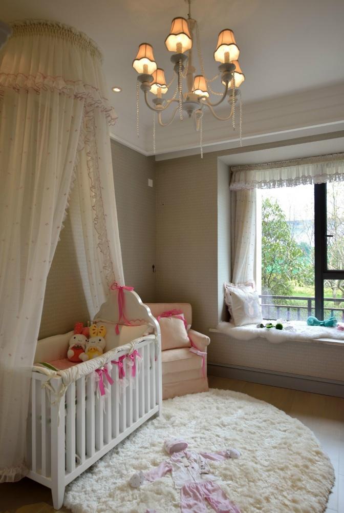 吉安市房屋装修设计,二手房,套房,纯设计卧室窗帘3图美式经典卧室设计图片赏析