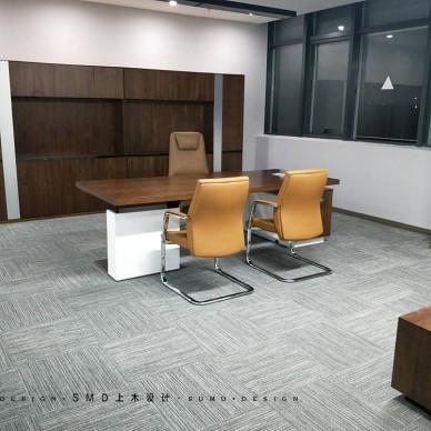 极简风办公室让工作一样轻松自如_3835876