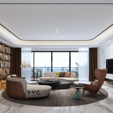 住宅设计   轻奢优雅格调_3837201