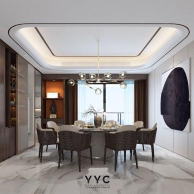 住宅设计   轻奢优雅格调_3837202