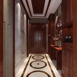 中式别墅设计_3837348