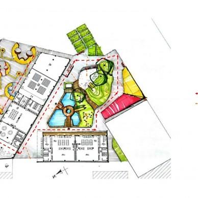 幼儿园设计|星际小蚂蚁幼儿园_3839003