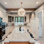 400平米美式经典——厨房图片