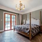 400平米美式经典——卧室图片