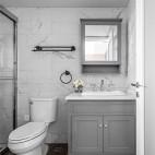 沐光—潮流混搭——卫生间图片