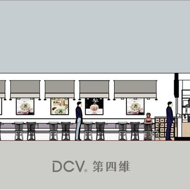 西安-饺子公馆餐饮室内设计_3841622