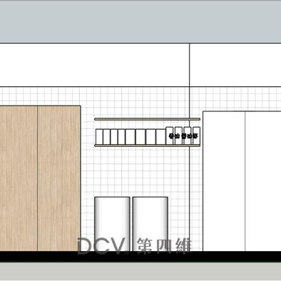 西安-饺子公馆餐饮室内设计