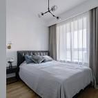 142平米现代简约老人房设计图