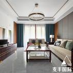新中式  南都德加——客厅图片