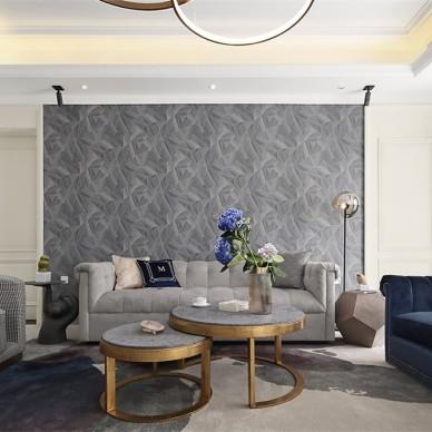 600平米復式住宅——客廳圖片